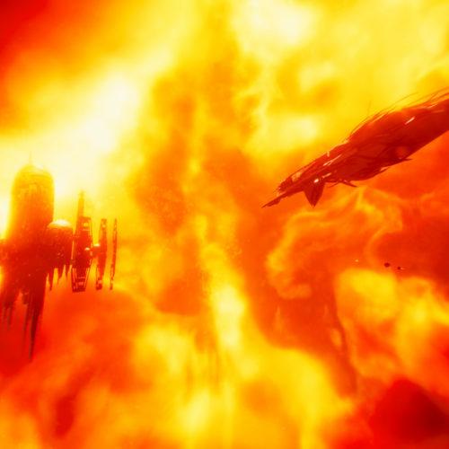 VR Everyday #10 – Space Nebula Unity3D + Tilt Brush