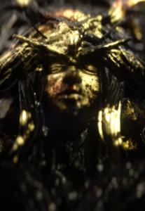 Oculus Medium bust vrhuman gold beer stein texturing vr