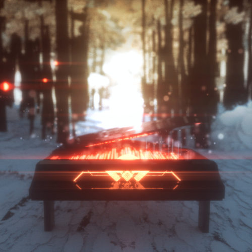 VR Everyday #13 – Unity3D Octane Render Piano Forest
