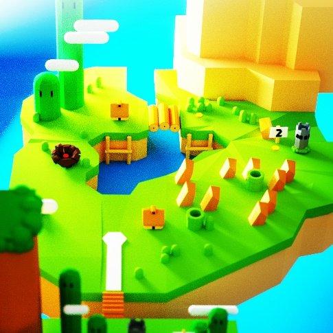 VR Everyday #37 – Super Mario World VR Nintendo Blocks Sculpt