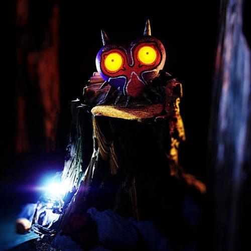 VR Everyday #59 – Legend of Zelda Majoras Mask N64 Virtual Art Oculus Medium