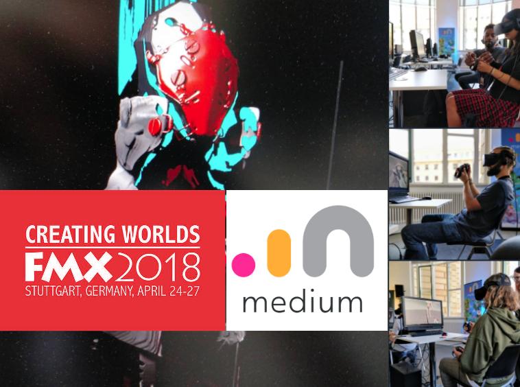 VREVERYDAY 115 FMX 2018 Event Oculus Medium VRHUMAN Stuttgart