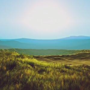 VREVERYDAY_239_VRHUMAN hiking_Virtual Reality VR Art