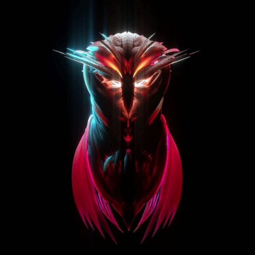 VR Everyday #183 – Tilt Brush Owl Part 1