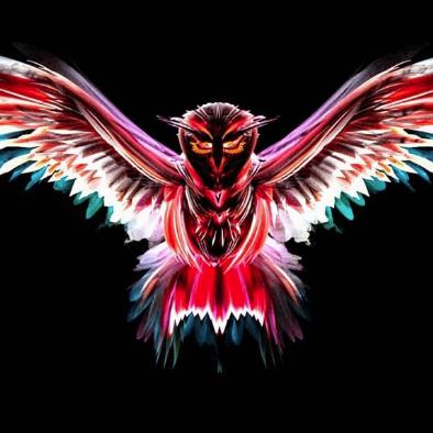 VR Everyday #184 – Tilt Brush Owl Part 2